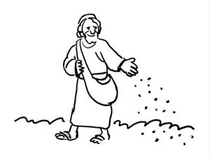 Picture of Biblemations-The Parable of the Sower (Luke 8)
