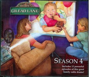 Picture of Down Gilead Lane Season 4 (CD)