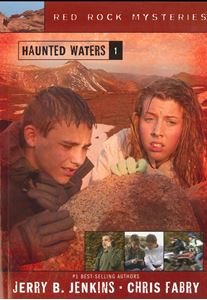 Picture of Red Rock Mysteries - No. 1 Haunted Waters