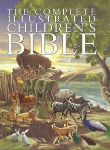 Picture of The Complete Illustrated Children's Bible