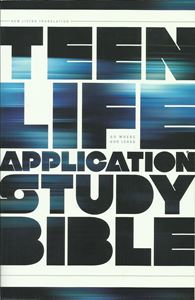 Picture of Teen Life Application Study Bible
