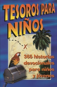 Picture of Tesoros Para Ninos Vol 1 - One Year Book (Spanish)