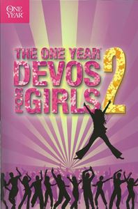 Picture of One Year Book of Devotions Girls (Vol 2)