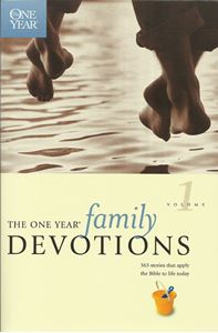 Picture of One Year Book of Family Devotions (Vol 1)
