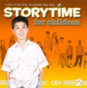Picture of Storytime Vol 2 on CD