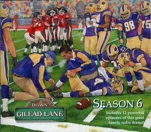 Picture of Down Gilead Lane Season 6 (CD)