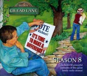 Picture of Down Gilead Lane Season 8 (CD)