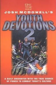 Picture of Josh McDowell's Youth Devotions (Vol 2)