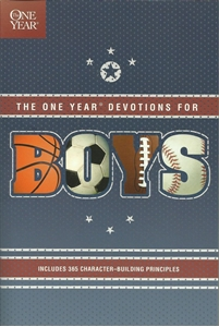 Picture of One Year Book of Devotions Boys (Vol 1)