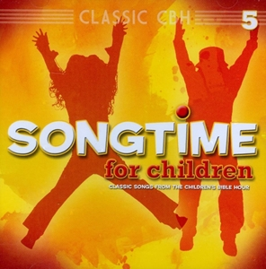 Picture of Songtime Vol 5 on CD
