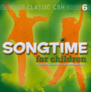 Picture of Songtime Vol 6 on CD