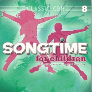 Picture of Songtime Vol 8 on CD