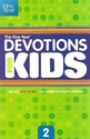Picture of One Year Book of Devotions for Kids  (Vol 2)