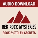 Picture of Red Rock Mysteries: Stolen Secrets-Book 2 Complete Set (Audio Download)