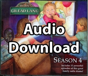 Picture of Down Gilead Lane Season 4 (MP3)