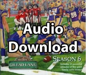 Picture of Down Gilead Lane Season 6 (MP3)