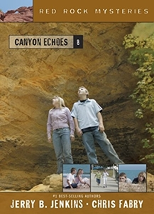 Picture of Red Rock Mysteries - No. 8 Canyon Echoes