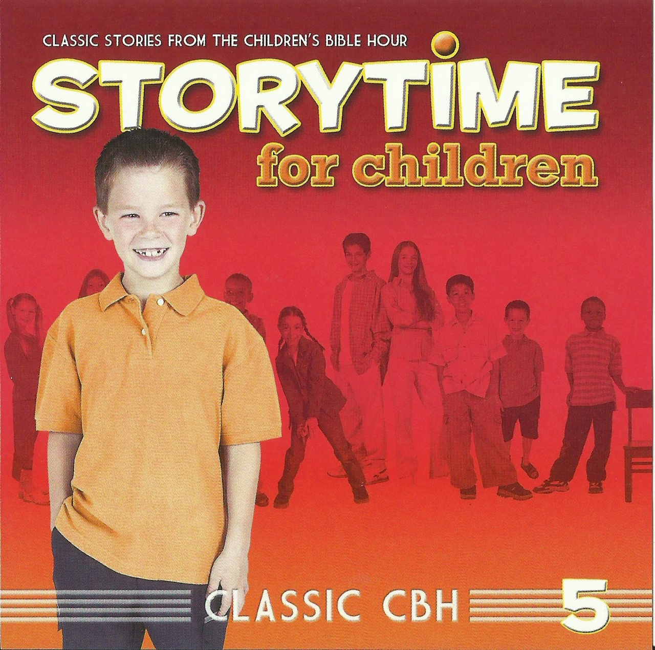 Storytime Vol 5- Audio Download