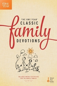 Picture of The One Year Classic Family Devotions