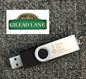 Picture of Down Gilead Lane & Beyond Gilead Seasons 1 - 12 PLUS All Special Episodes on Flash Drive