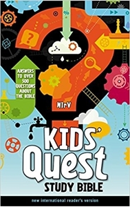 Picture of NIrV Kids' Quest Study Bible