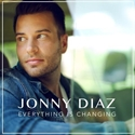 Picture of Jonny Diaz - Everything is Changing (on CD)