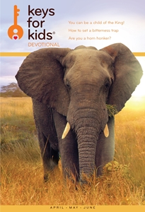 Picture of Keys for Kids Quarterly Devotionals (One Time) -  Apr/May/June '18 Canada