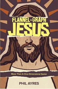 Picture of Flannel-Graph Jesus