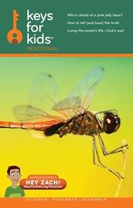 Picture of Keys for Kids Quarterly Devotionals (Subscription) - Oct/Nov/Dec '18