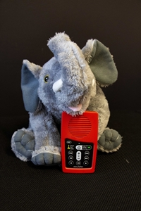 Picture of Keys for Kids Elephant Creature Feature Storyteller