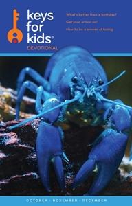 Picture of Keys for Kids Quarterly Devotionals (Subscription) -  Oct/Nov/Dec '19 Canada