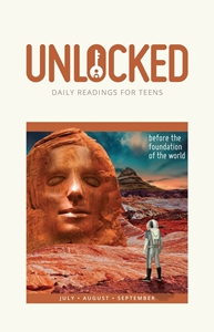 Picture of Unlocked Quarterly Devotionals - July/Aug/Sep '19 - Pack of 25