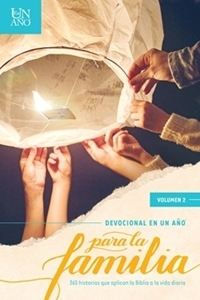 Picture of Devocional Familia One Year Book (Family Devotions Vol. 2 in Spanish)