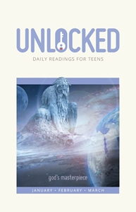 Picture of Unlocked Devotionals (One Time) -  Jan/Feb/Mar '20 - Canada
