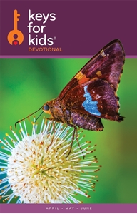 Picture of Keys for Kids Quarterly Devotionals (One Time) -  Apr/May/June '20 - Canada