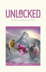 Picture of Unlocked Quarterly Devotionals (Subscription) -  Apr/May/June' 20 Canada