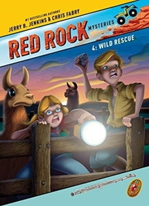 Picture of Red Rock Mysteries - No. 4 Wild Rescue