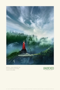Picture of Unlocked Poster -JAS 2020 Cover Art Poster (#005)