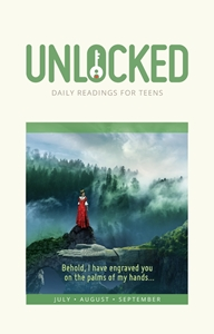 Picture of Unlocked Quarterly Devotionals - July/Aug/Sep '20 - Pack of 25
