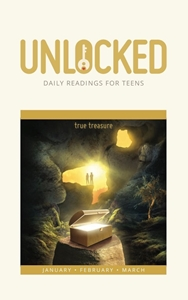 Picture of Unlocked Quarterly Devotionals (Recurring Subscription) -  Jan/Feb/Mar '21 Canada