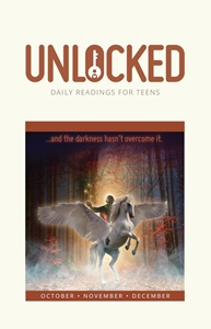Picture of Unlocked Quarterly Devotionals - Oct/Nov/Dec'20 - Pack of 25