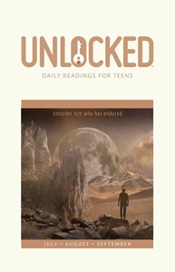 Picture of Unlocked Quarterly Devotionals (Recurring Subscription) -  July/Aug/Sep '21 Canada