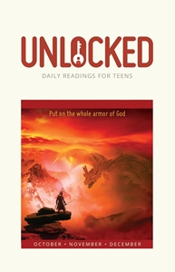 Picture of Unlocked Quarterly Devotionals (Recurring Subscription) -  Oct/Nov/Dec'21 - Canada