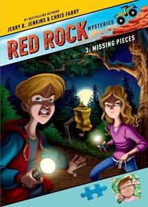 Picture of Red Rock Mysteries - No. 3 Missing Pieces